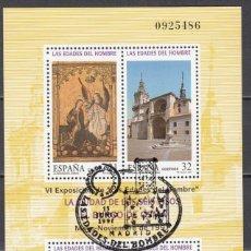 Sellos: ESPAÑA 1997 EDIFIL Nº 3494 . Lote 115418487