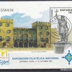 Sellos: ESPAÑA 1997 EDIFIL Nº 3512. Lote 115418511