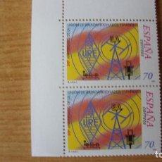 Sellos: ESPAÑA 1999 EDIFIL 3626 PAREJAS NUEVOS PERFECTOS. Lote 116125847