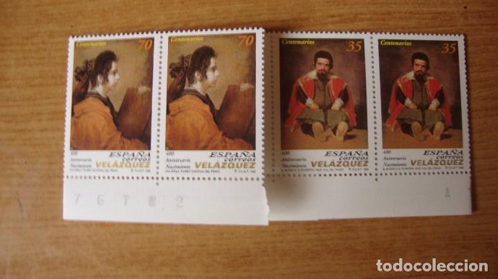 ESPAÑA 1999 EDIFIL 3658/59 PAREJA NUEVOS PERFECTOS (Sellos - España - Juan Carlos I - Desde 1.986 a 1.999 - Nuevos)