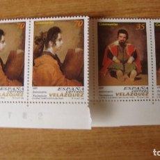 Sellos: ESPAÑA 1999 EDIFIL 3658/59 PAREJA NUEVOS PERFECTOS. Lote 182210651
