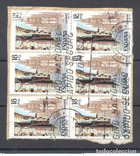 ESPAÑA,1985, EDIFIL 2786 (Sellos - España - Juan Carlos I - Desde 1.975 a 1.985 - Usados)
