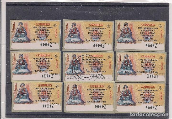 ATMS (Sellos - España - Juan Carlos I - Desde 2.000 - Nuevos)