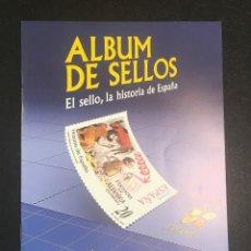 Sellos: ALBUM -LA HISTORIA DEL SELLO- AÑO 2000. Lote 117063703