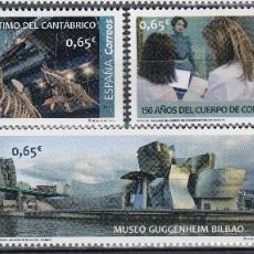 Francobolli: ESPAÑA 2018 MUSEOS. Lote 117389107