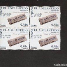 Sellos: SELLOS ESPAÑA AÑO 2007 BLOQUE DE 4 LOS DE LA FOTO. VER TODOS MIS SELLOS NUEVOS Y USADOS. Lote 117981903