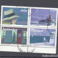 Sellos: ESPAÑA- CORRESPONDENCIA EPISCOLAR ESCOLAR 2004. Lote 117982215