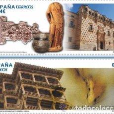 Timbres: AÑO 2014 (4873-4874) MUSEOS GUADALAJARA Y CUENCA (NUEVO). Lote 118487827