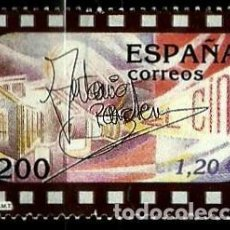 Sellos: ESPAÑA 2000- EDI 3758 SH (SELLO: ANTONIO BANDERAS) USADOS. Lote 118590247