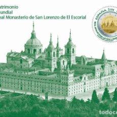 Sellos: AÑO 2013 (4789) HB MONASTERIO DEL ESCORIAL (NUEVO). Lote 118625499