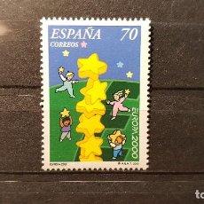 Sellos: SELLO NUEVO 2000. EDIFIL Nº 3707. EUROPA 2000. 9 MAYO. Lote 118882099