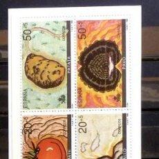 Sellos: ESPAÑA- CARNET DE 1989. Lote 118884923