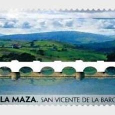 Sellos: SPAIN 2018 - EUROPA 2018 - BRIDGES MNH. Lote 136279085