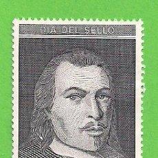 Sellos: EDIFIL 3110. DÍA DEL SELLO - RETRATO DE JUAN DE TASSIS Y PERALTA, II CONDE DE VILLAMEDIANA. (1991).. Lote 120346927