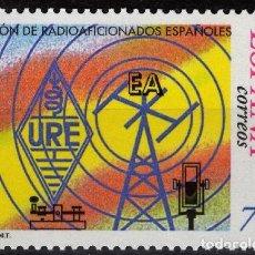 Sellos: ESPAÑA 1999. EDIFIL 3626 MNH. 50º ANIV. UNIÓN DE RADIOAFICIONADOS ESPAÑOLES. Lote 121415267