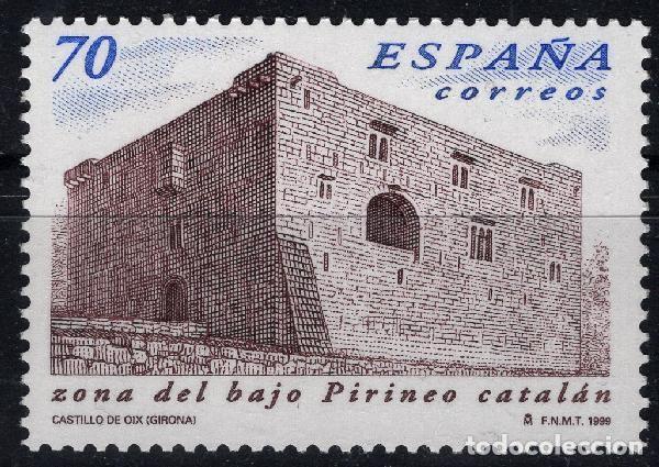 ESPAÑA 1999. EDIFIL 3661 MNH. ZONA DEL BAJO PIRINEO CATALÁN (Sellos - España - Juan Carlos I - Desde 2.000 - Nuevos)