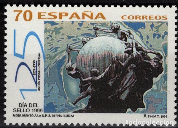ESPAÑA 1999. EDIFIL 3664 MNH. DÍA DEL SELLO (Sellos - España - Juan Carlos I - Desde 2.000 - Nuevos)
