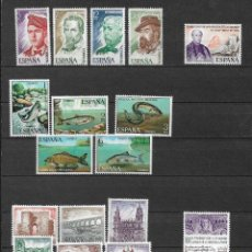 Sellos: SPAIN 1977 LOT STAMPS COMPLETE SETS MNH - 12/30. Lote 121815671