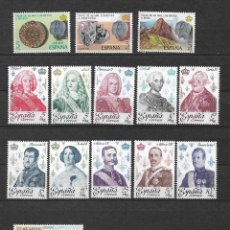 Sellos: SPAIN 1978 LOT STAMPS COMPLETE SETS MNH - 12/32. Lote 121815923