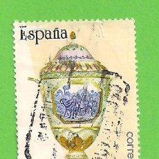 Selos: EDIFIL 2893. ARTESANÍA ESPAÑOLA - CERÁMICA. (1987).. Lote 121903323