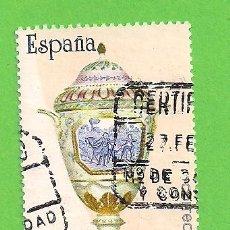 Selos: EDIFIL 2893. ARTESANÍA ESPAÑOLA - CERÁMICA. (1987).. Lote 121903431