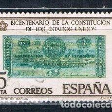 Sellos: ESPAÑA 1976 SELLO USADO EDIFIL 2324. Lote 121911595