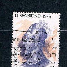 Sellos: ESPAÑA 1976 SELLO USADO EDIFIL 2372. Lote 121912007
