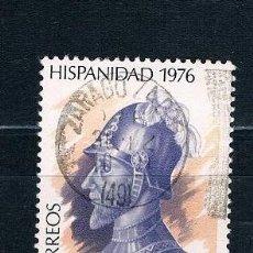 Sellos: ESPAÑA 1976 SELLO USADO EDIFIL 2372. Lote 121912075