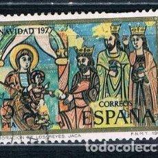 Sellos: ESPAÑA 1977 SELLO USADO EDIFIL 2446. Lote 121912339