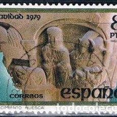 Sellos: ESPAÑA 1979 SELLO USADO EDIFIL 2550. Lote 121912495