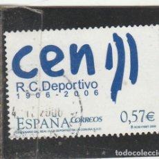 Sellos: ESPAÑA 2006 - EDIFIL NRO. 4266 - USADO -. Lote 122180571