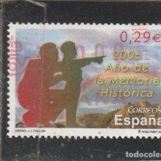 Sellos: ESPAÑA 2006 - EDIFIL NRO. 4287 - USADO -. Lote 122180615