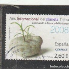 Sellos: ESPAÑA 2008 - EDIFIL NRO. 4388 - USADO -. Lote 122181223