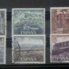 Sellos: ESPAÑA Nº 2334 COMPLETA 1976. Lote 122253479