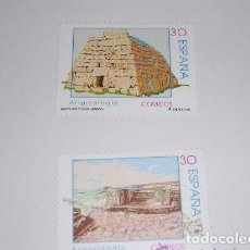 Sellos: ESPAÑA 1996 3448/9 ARQUEOLOGIA. Lote 122257275