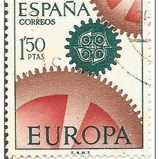 Sellos: == S199 - SELLO ESPAÑA - EUROPA - 1,50 PTA. Lote 122442823