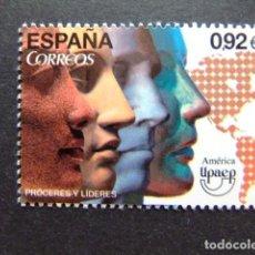 Sellos: ESPAÑA ESPAGNE 2014 AMERICA UPAEP EDIFIL 4911 ** MNH. Lote 123080863