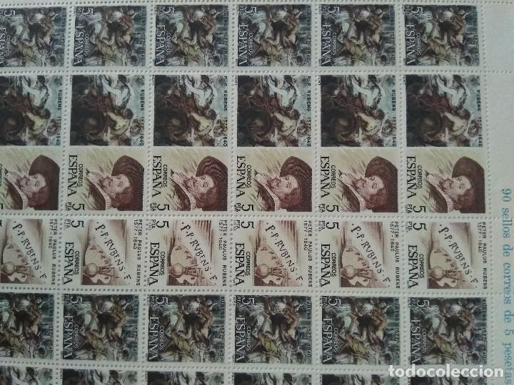 Sellos: Pliegos completos más de 2850 sellos - Foto 11 - 123272203