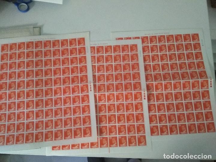 Sellos: Pliegos completos más de 2850 sellos - Foto 14 - 123272203