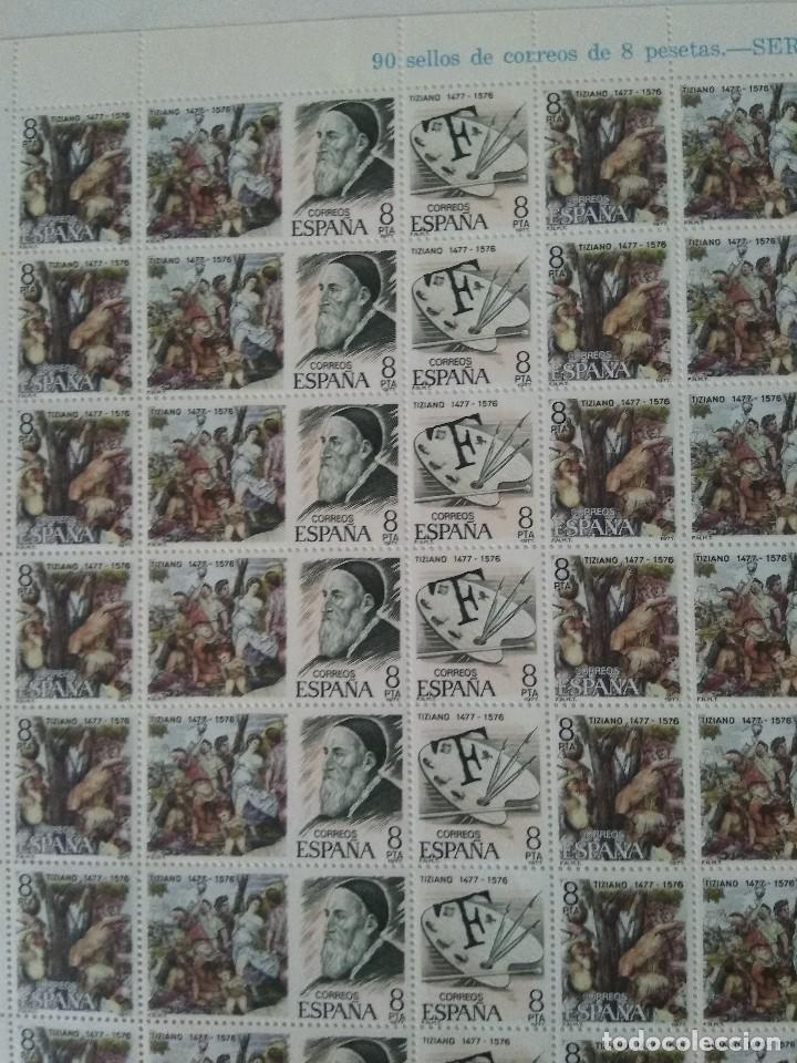 Sellos: Pliegos completos más de 2850 sellos - Foto 17 - 123272203