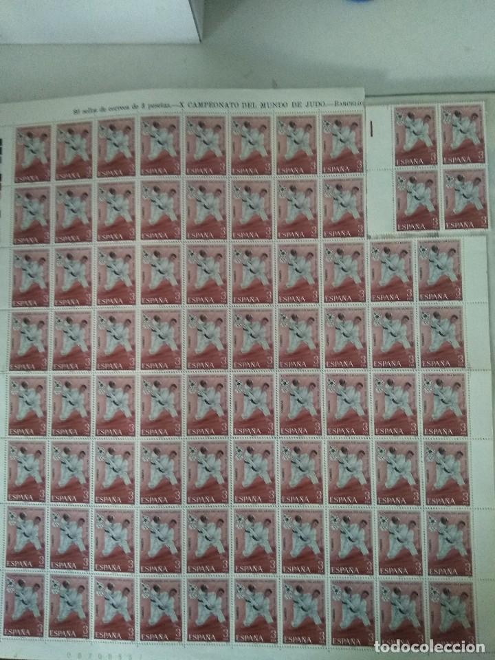 Sellos: Pliegos completos más de 2850 sellos - Foto 24 - 123272203