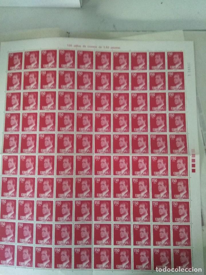 Sellos: Pliegos completos más de 2850 sellos - Foto 34 - 123272203