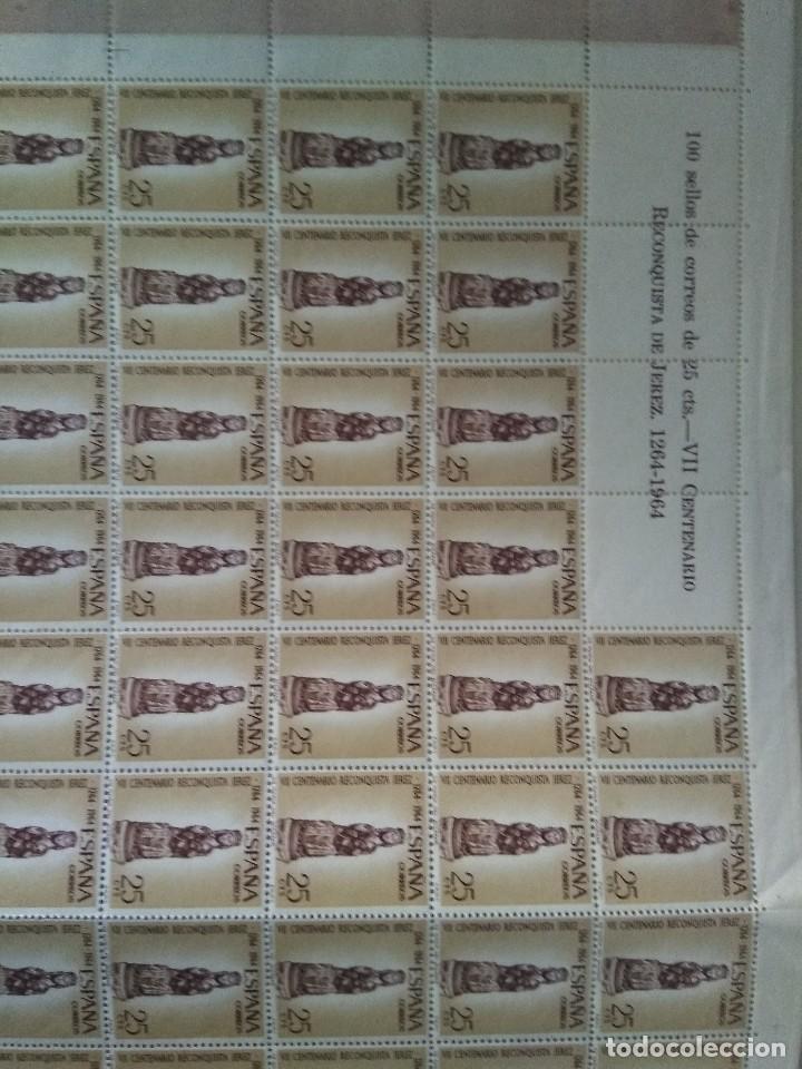 Sellos: Pliegos completos más de 2850 sellos - Foto 38 - 123272203