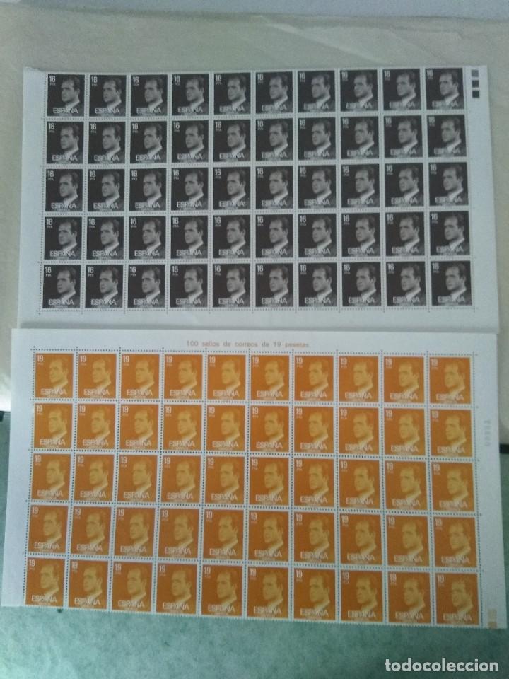 Sellos: Pliegos completos más de 2850 sellos - Foto 40 - 123272203