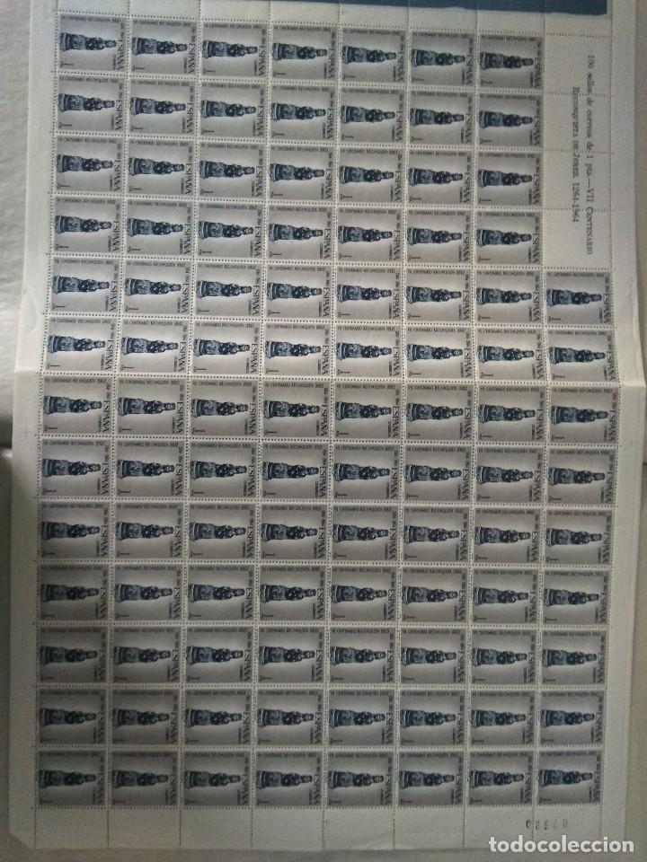 Sellos: Pliegos completos más de 2850 sellos - Foto 41 - 123272203