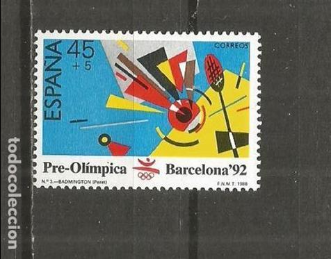 ESPAÑA EDIFIL NUM. 2965 ** NUEVO SIN FIJASELLOS (Sellos - España - Juan Carlos I - Desde 1.986 a 1.999 - Nuevos)