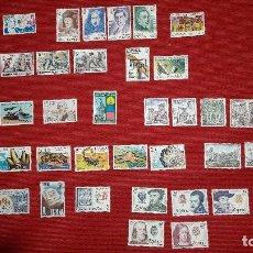 Sellos: ESPAÑA 1979. LOTE 16 SERIES NUEVOS BUEN ESTADO. ED 2511, 2512/15, 2516/18, 2527/30, ETC. Lote 126288803