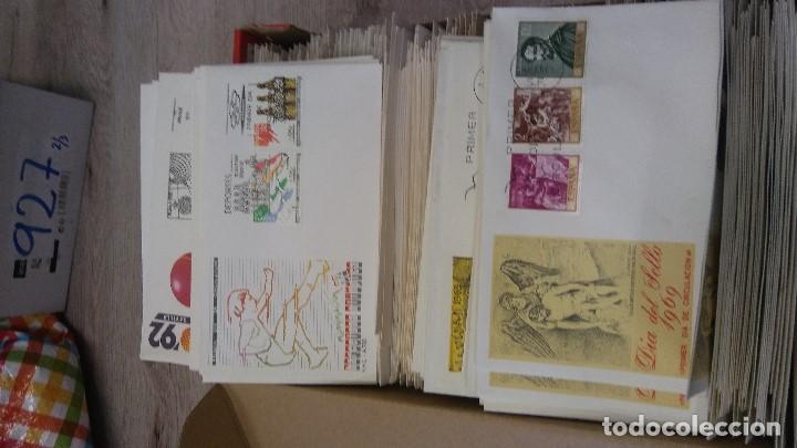 Sellos: Colección de S.P.D. muy completa de 1966 a 2007 montada en tres cajas. Alto Valor Catálogo. - Foto 2 - 127554379