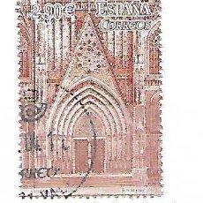Sellos: CATEDRAL DE BARCELONA. EMIT. 9-10-2012. Lote 127676819