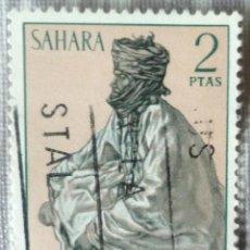 Sellos: SELLO DE ESPAÑA. TEMA: SAHARA. Lote 129555135